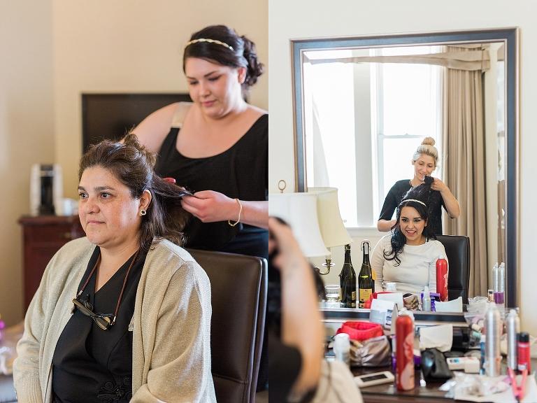 Fairmont Hotel Macdonald Edmonton Alberta Wedding - Emilie Photography - Sarai Amine Elabdi
