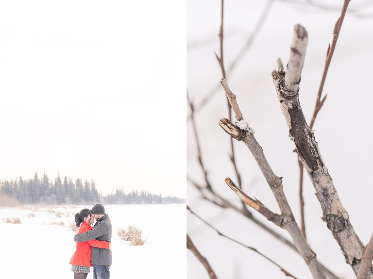Norie and JS Engagement Session at Elk Island National Park, Alberta by Emilie C. Smith -- Emilie Photography - 9836_Stomped2.jpg