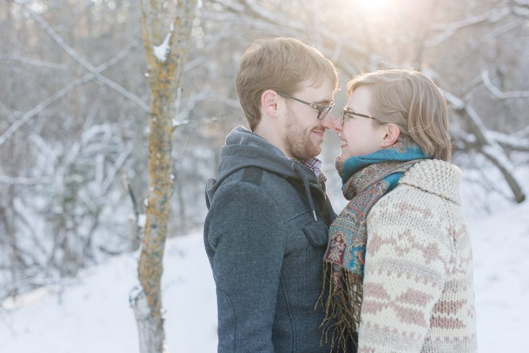 Sonya-and-Zach-Engagement-at-Millwood-Ravine-Edmonton-Alberta-by-Emilie-Photography