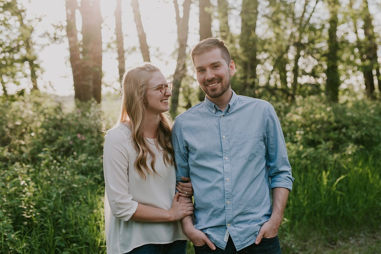 Erin and Steve Engagement Session at Stony Plain Alberta Acreage by Emilie Smith Adventure Photography - 8856_Stomped.jpg