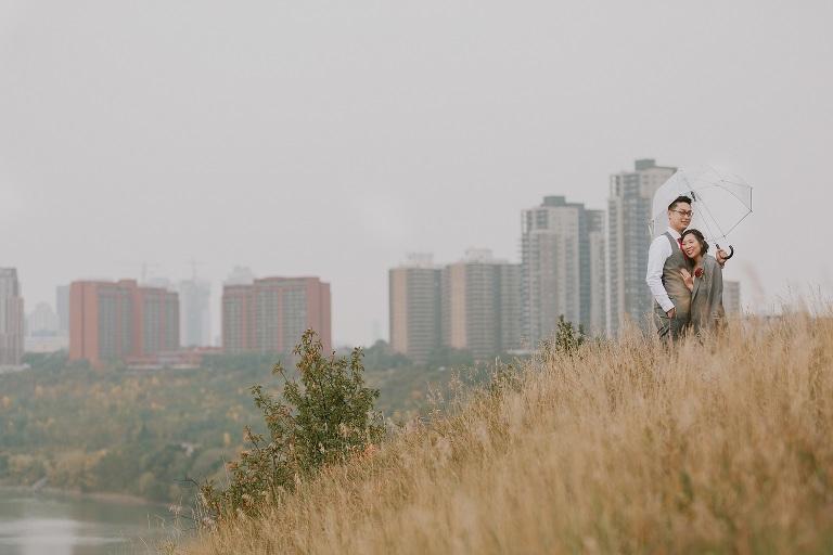 Rain on Your wedding