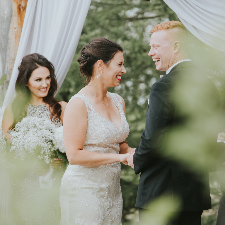 Jordanna and Travis Wedding at Lions Gate Gardens Edmonton Alberta by Emilie Smith Adventure Photography