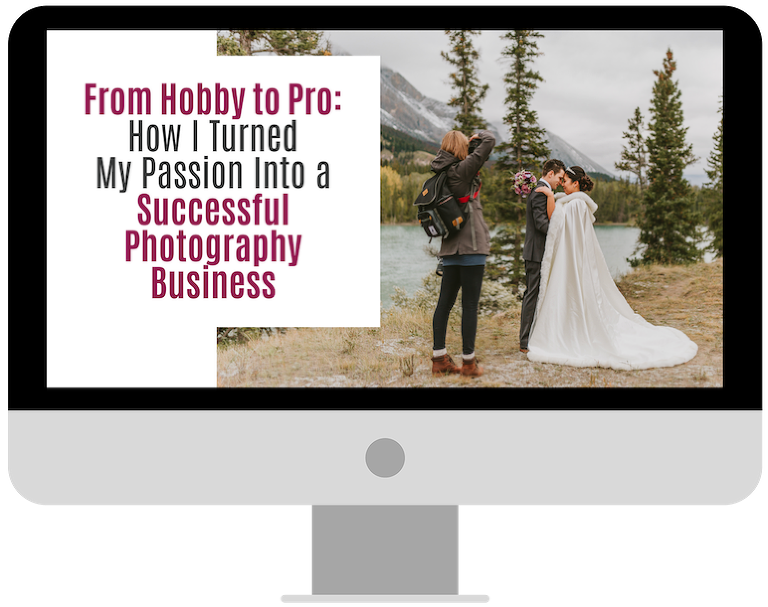 From Hobby to Pro: How I Turned My Passion into a Successful Photography Business